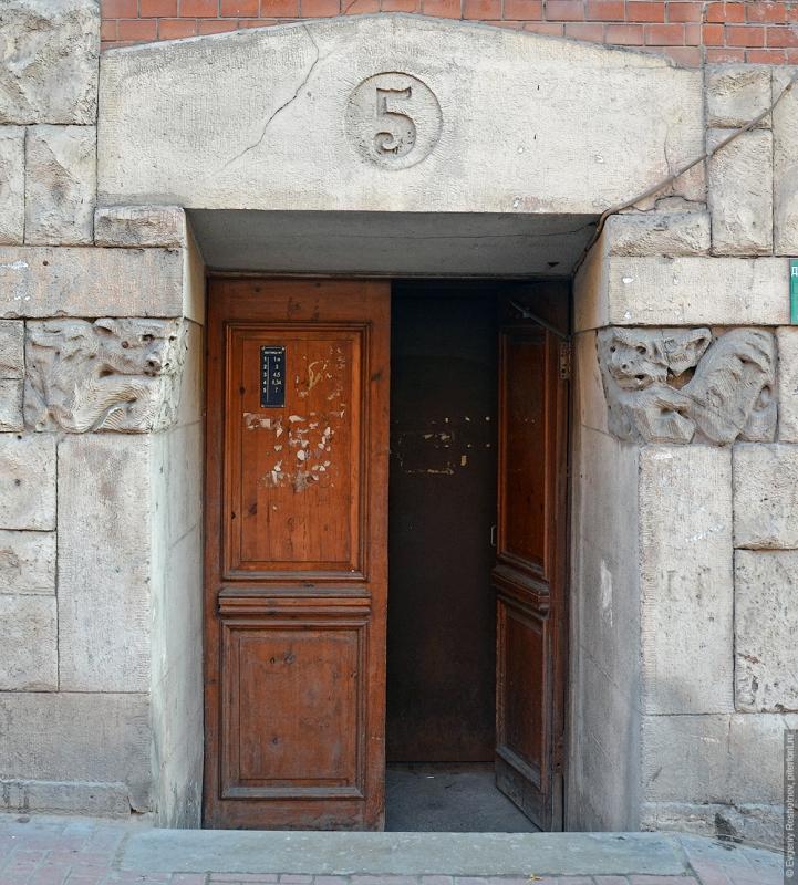 Доходный дом А. Ф. Пеля