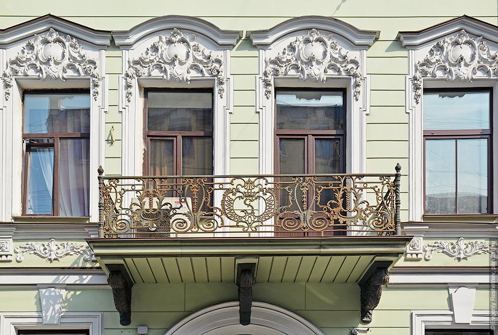 Дом В. В. Шувалова