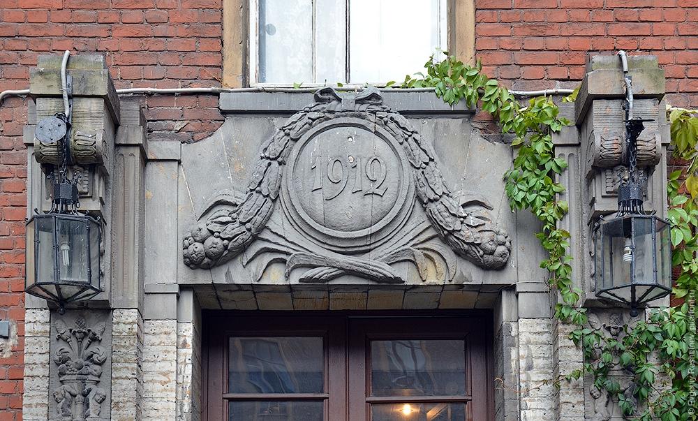 Доходный дом графа М. П. Толстого