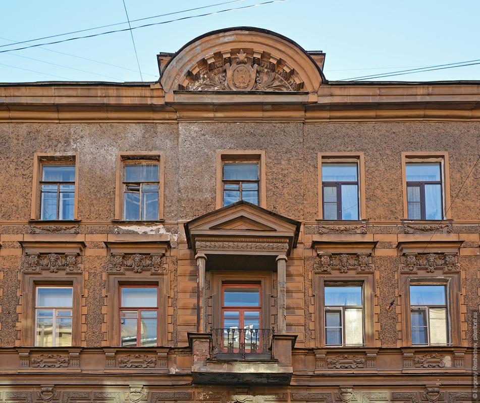Доходный дом купцов-старообрядцев Пиккиевых